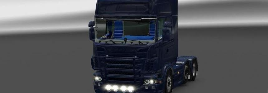 GTM LED Sunvisors Scania