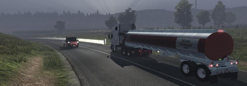 Heil Tanker Trailer 2 Axles