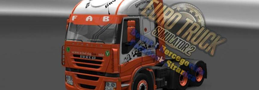 Iveco Strails FAB 11 Skin