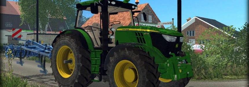 John Deere 6R Pack v3.5 Full