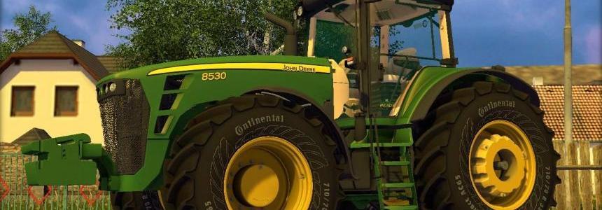John Deere 8530 v1.5 Full
