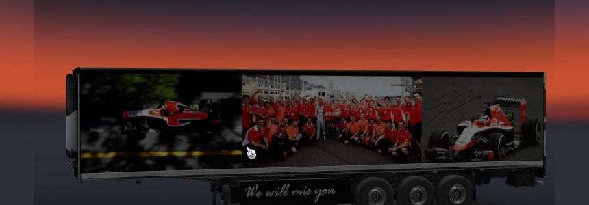 Jules Bianchi Tribute Trailer