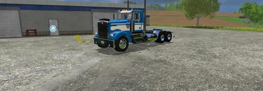 Kenworth w900L Day Cab v1.0