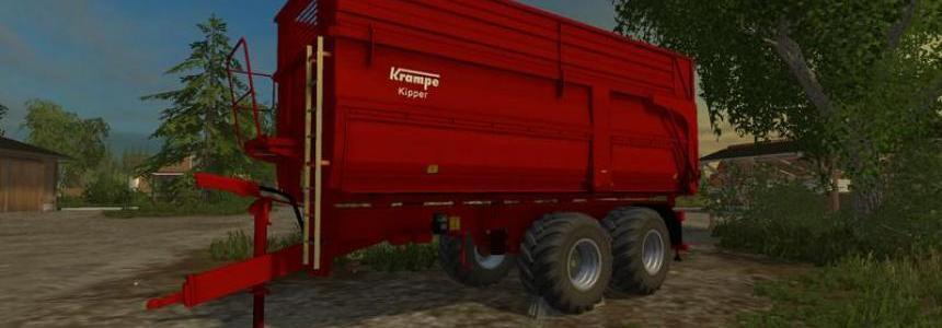 Krampe BBS650 v1.2