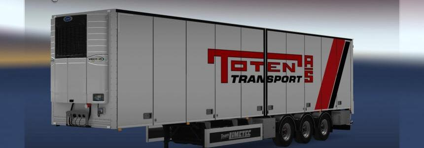 Limetec Toten Transport Trailer v2.0