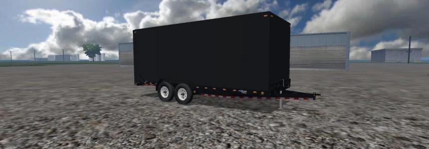 Load Trail boxtrailer
