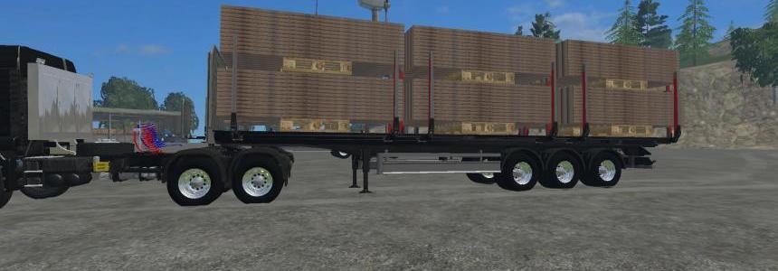 Lumber Trailer  V2