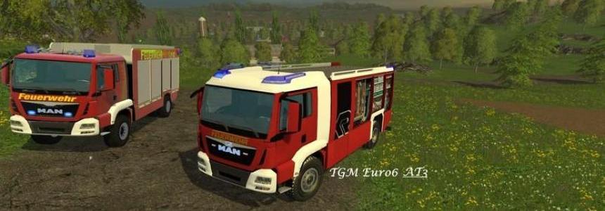 MAN TGM Euro 6 v2.0