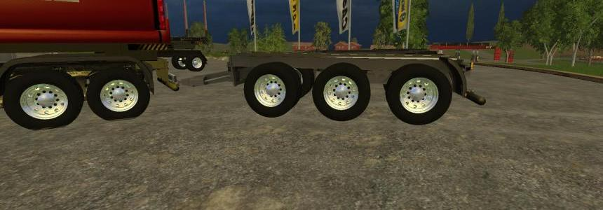 Man TGS Ar Pack  Aluminuim Wheels V1