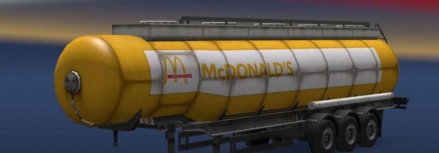 McDonalds Trailer