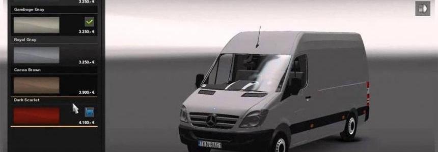 Mercedes Sprinter v5