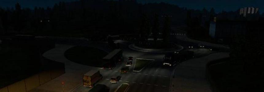 More Traffic More Trucks Big Update v2.5 By TruckZone