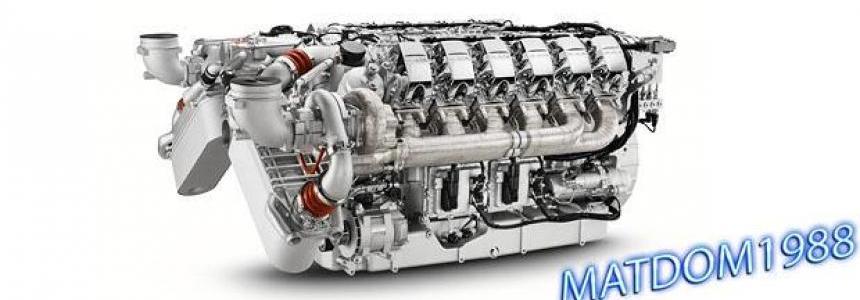 Motor 500cv Renault Premium 1.19