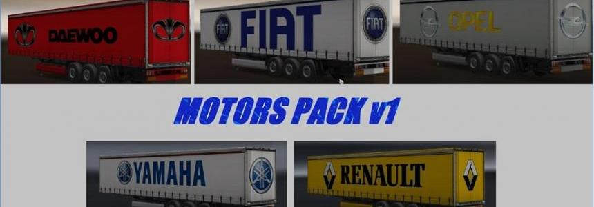 Motors Trailers Pack