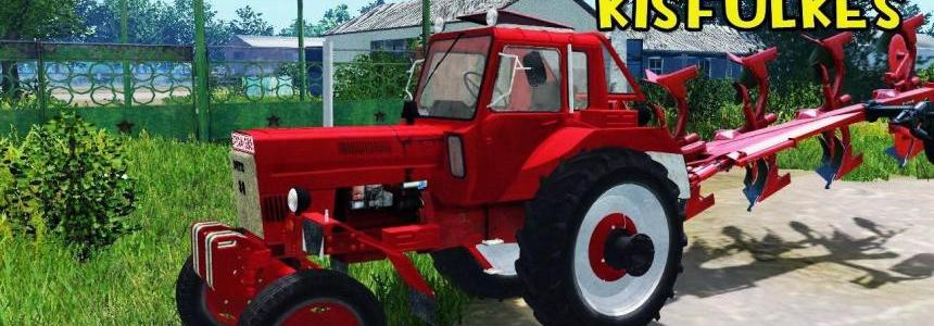 MTZ-80 Kisfulkes Tractor v1.0