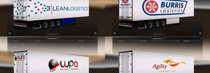 New Coolliner Trailer Pack