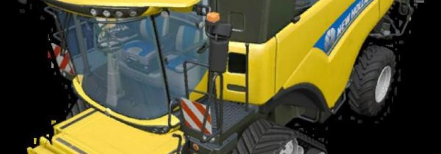 New Holland CR 1090 Motortuning v1.0