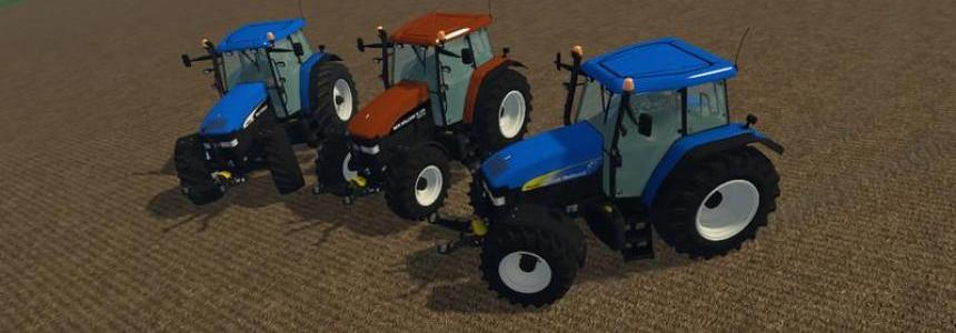 New Holland M 160, TM 175 and TM190 v1.0