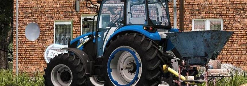 New Holland T4.75 v1.0