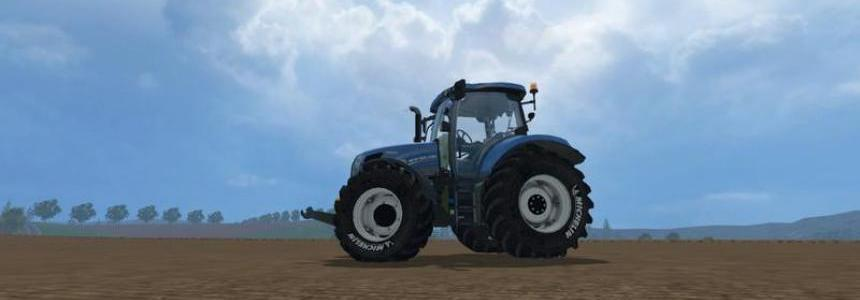 New Holland T6175 v1