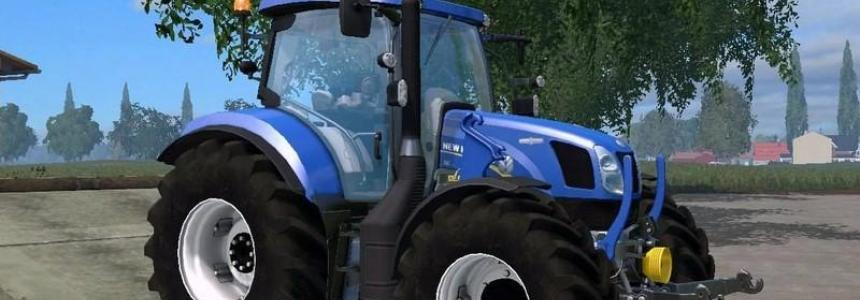 New Holland T6175 v2.0