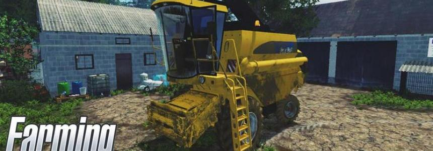 New Holland TC54 Bizon v1.0