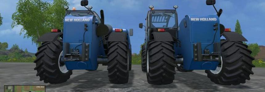 New Holland Teleloader LM 7.42 - v1.1