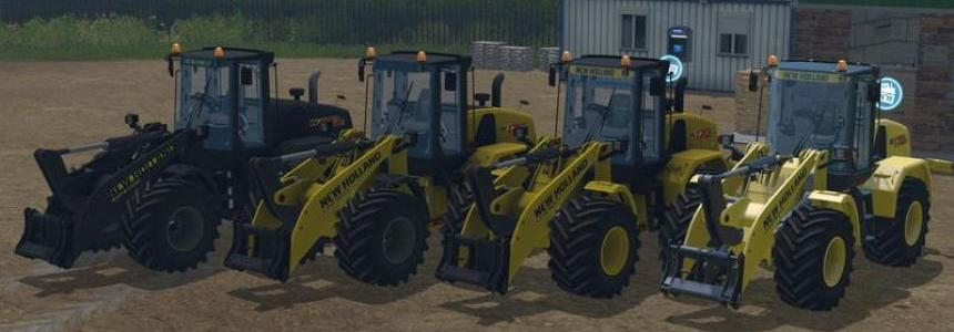 New Holland W170C v1.0