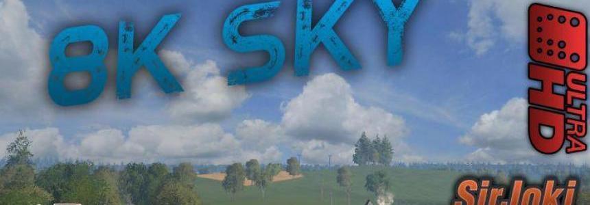 NEW SKY (8K UHD) v1.0