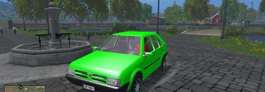 Nissan Micra K10 v1.0