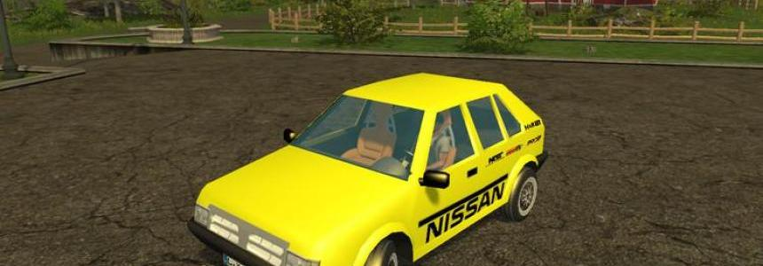 Nissan Micra Racing Edition v3.0