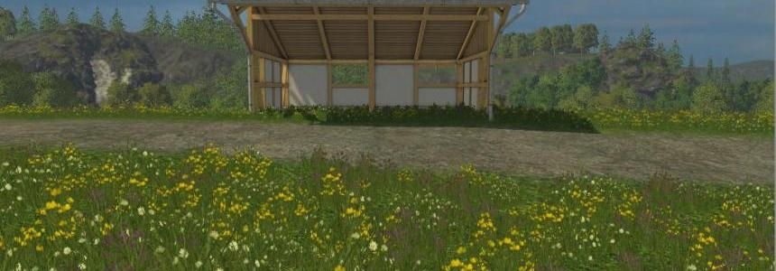 Placeable Sheds v2.0