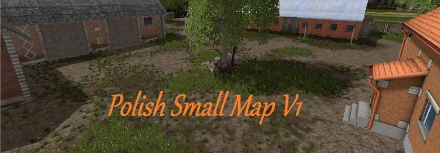 Polish Small Map V1 by MaJKeL