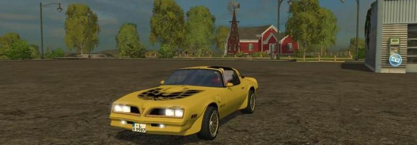 Pontiac Firebird v1.2