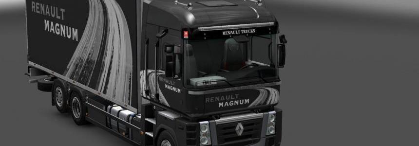 Renault Magnum Updates v13.20