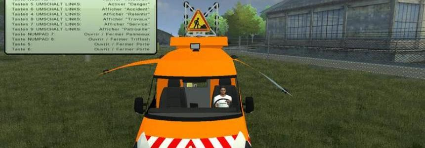 Safety vehicle v1.0