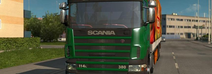 Scania 114L 380  1.18x