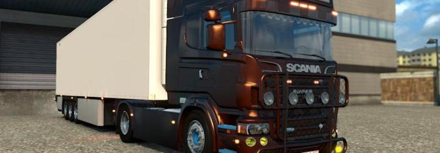Scania R500 Alex Dubois 1.19.1