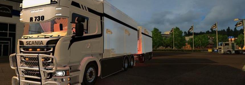 Scania R730 Streamline Tandem v2