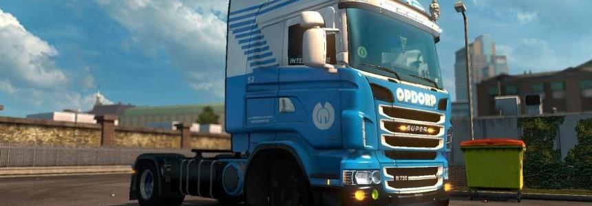 Scania (RJL) OPDORP Transport 1.18.x