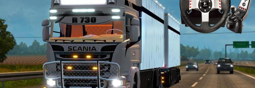 Scania Streamline R730 Tandem v2 1.18x
