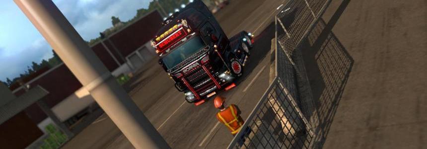 Scania t + rjl schubert
