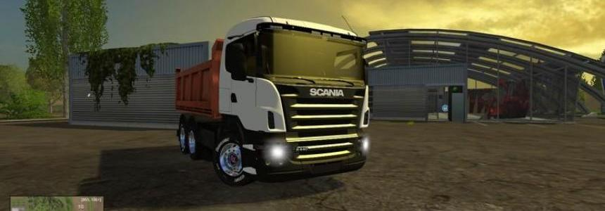 Scania tipper v1.5
