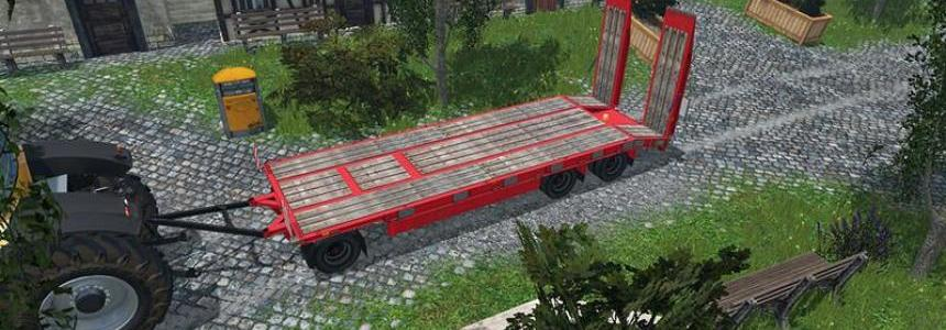 Schwarzmuller low loader v1.0