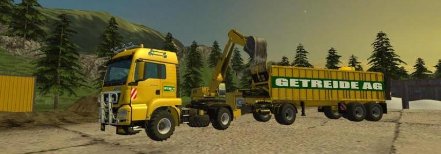 Simu4yous Getreide AG Truck Pack v2.0