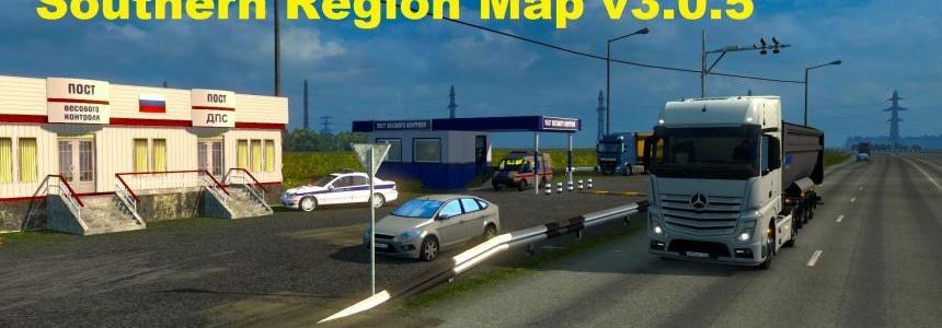 Southern Region Map v3.0.5
