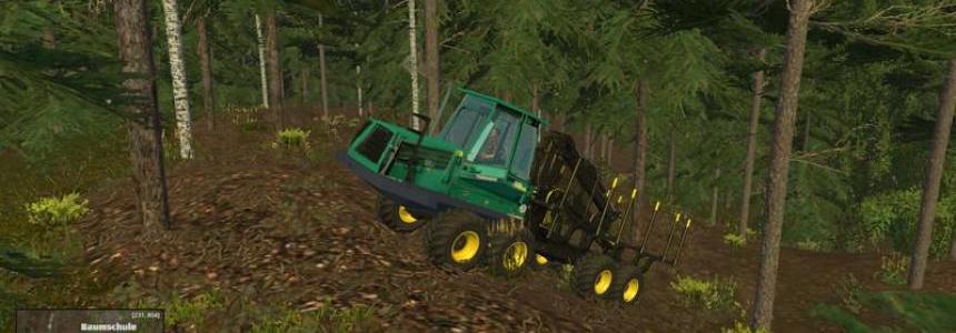 Timberjack 1110d v1.1