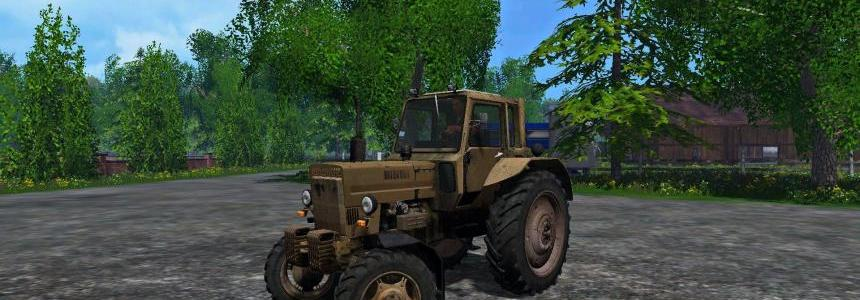 Tractor MTZ-82 v1.0