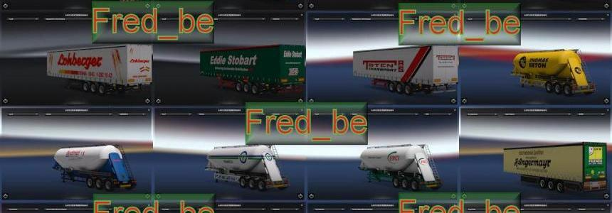 Trailer Pack by Fred_be V3 1.19.x