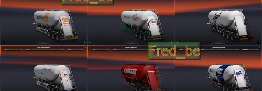 Trailer Pack Cement 1.19.x